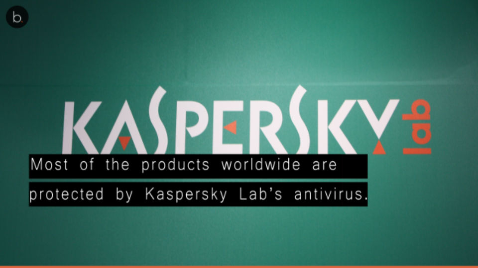 Best Buy won't sell Kaspersky due to the possible ties to Russian government