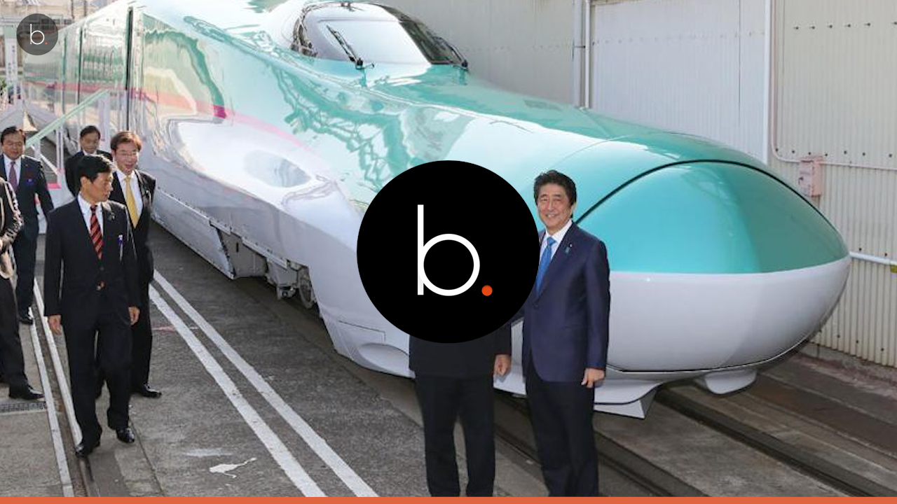 India will launch its Bullet Trains as part of the country's promising efforts