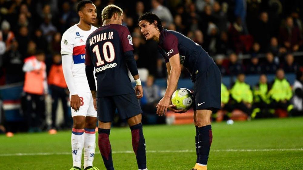 PSG : Neymar et Cavani en seraient presque venus aux mains !