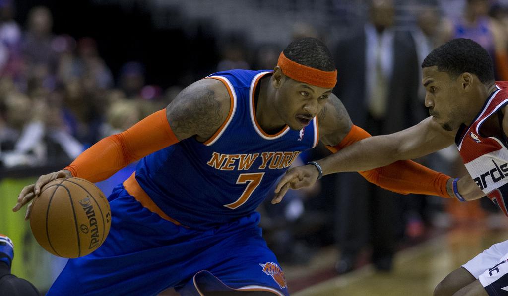 New York Knicks trade Carmelo Anthony to OKC Thunder in major deal