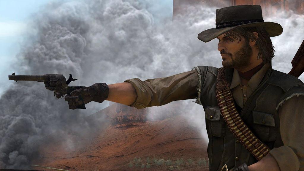 'Red Dead Redemption 2' second trailer?