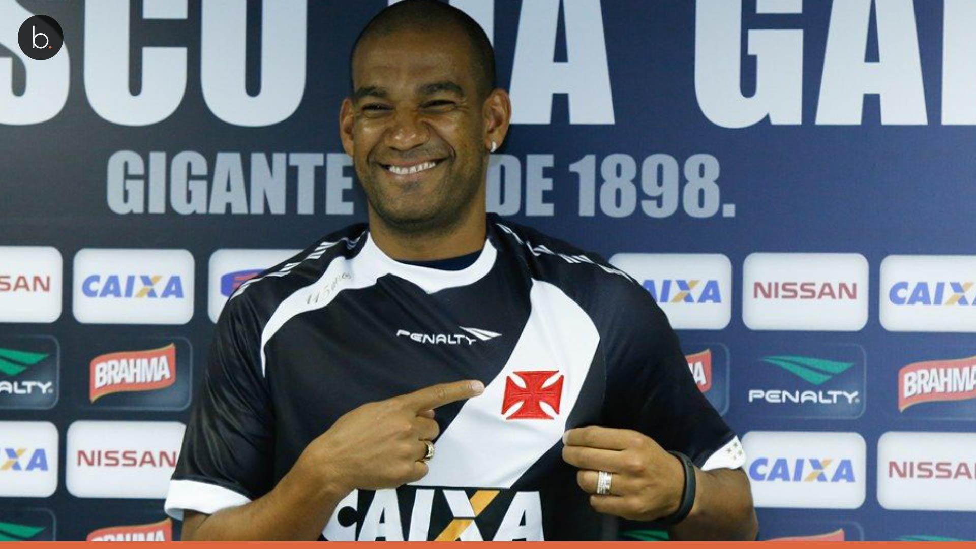 Zagueiro revela treta com jogador na época do Vasco