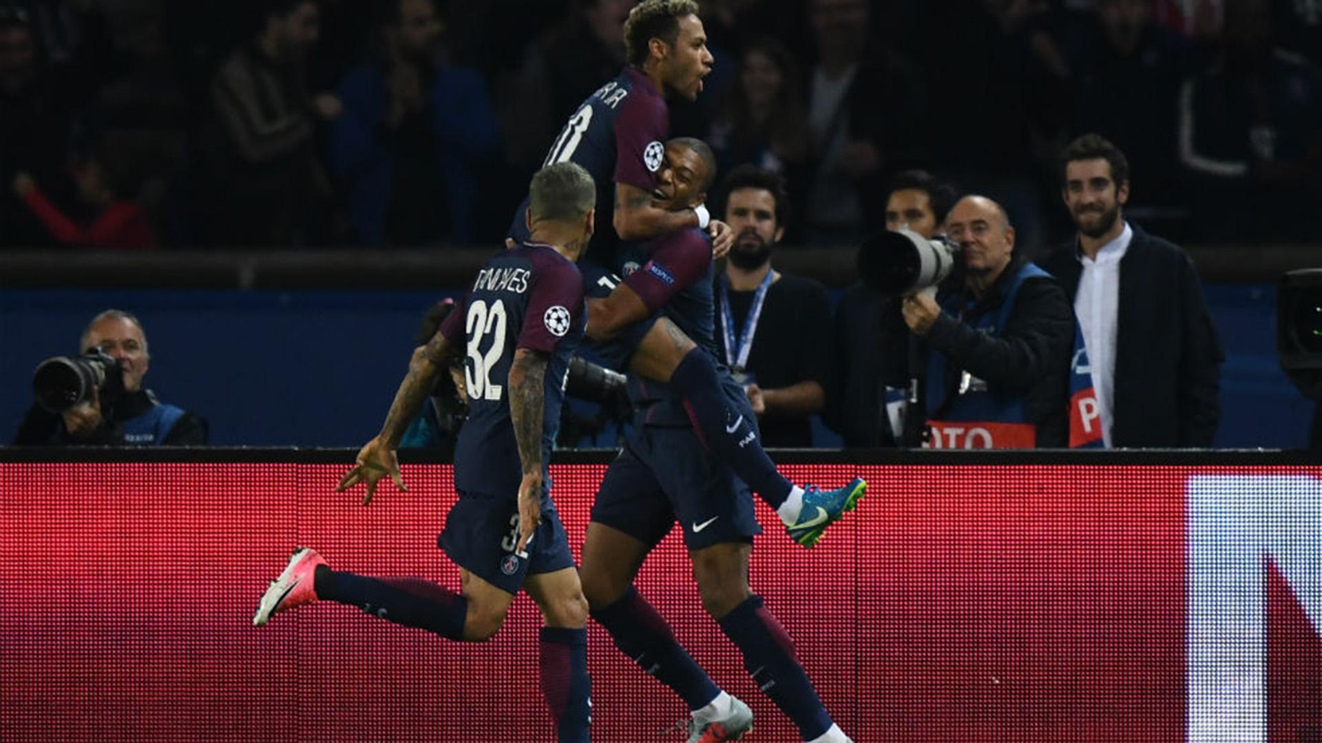 PSG es el equipo más goleador hasta ahora