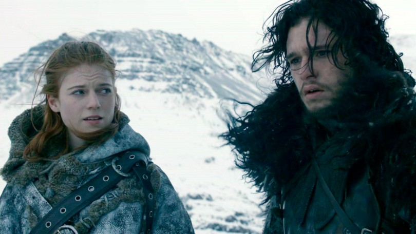 Kit Harington now engaged to 'Game of Thrones' co-star Rose Leslie