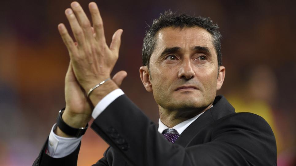 Hay un jugador que no tiene contento a Valverde y a Messi