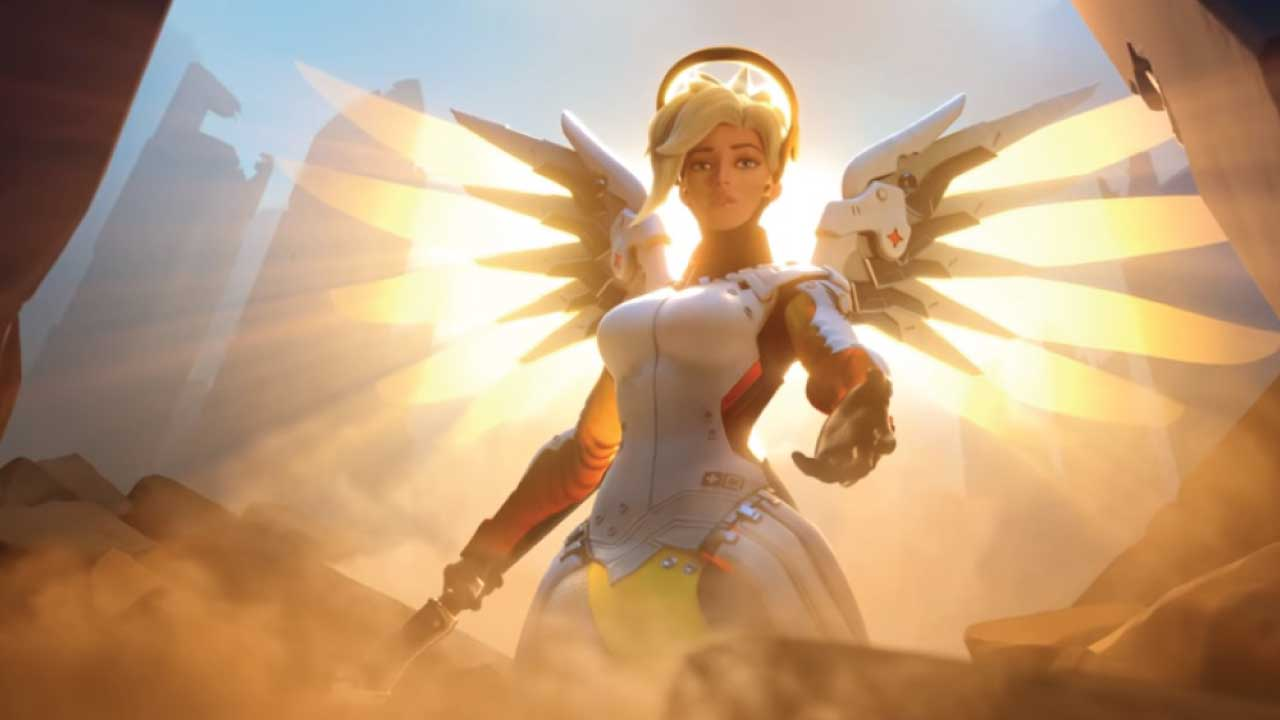 'Overwatch': Here some tips on how to play with Mercy 2.0