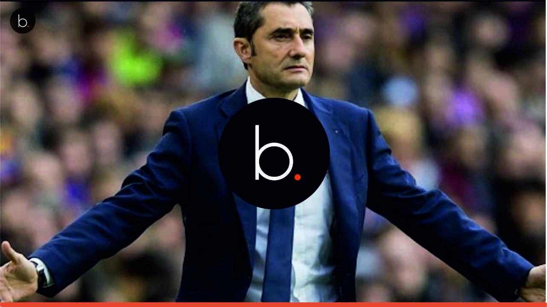 Vídeo: Los cuatro jugadores que Valverde quiere fuera del Barça en enero
