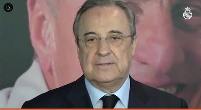 Florentino Pérez se prepara para el mercado de invierno