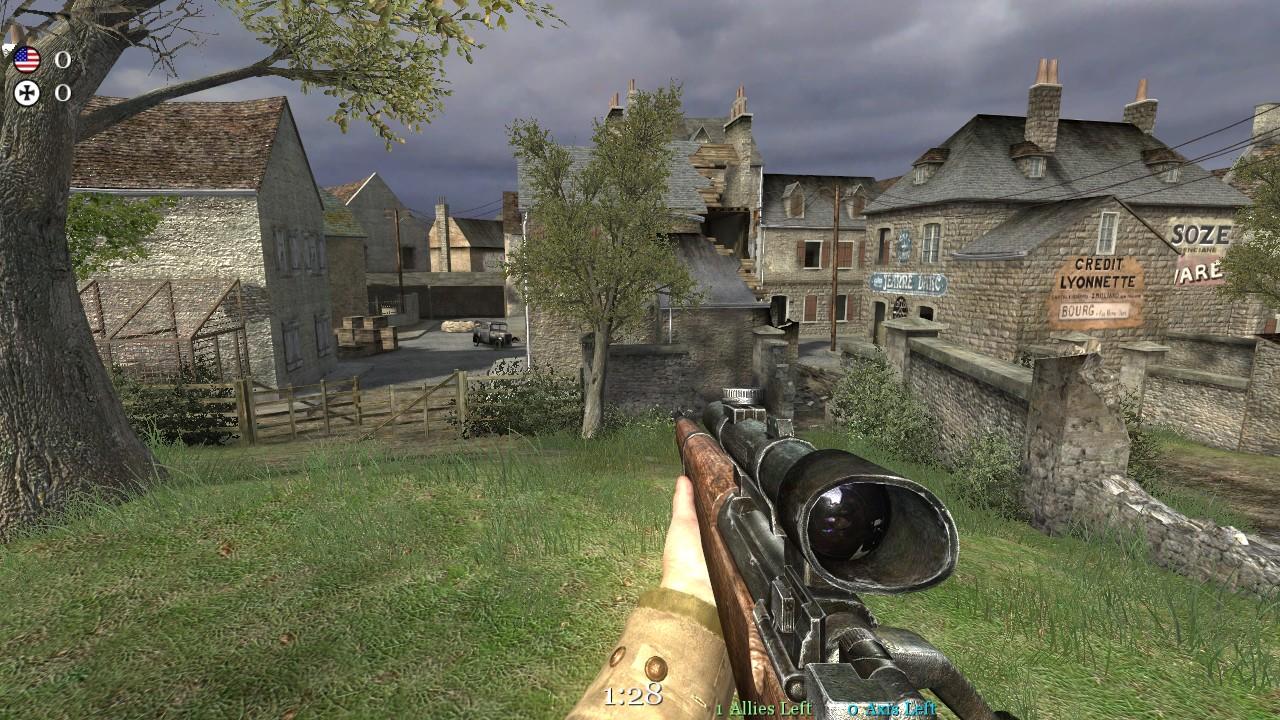 Carentan map returns on 'Call of Duty: WW2'