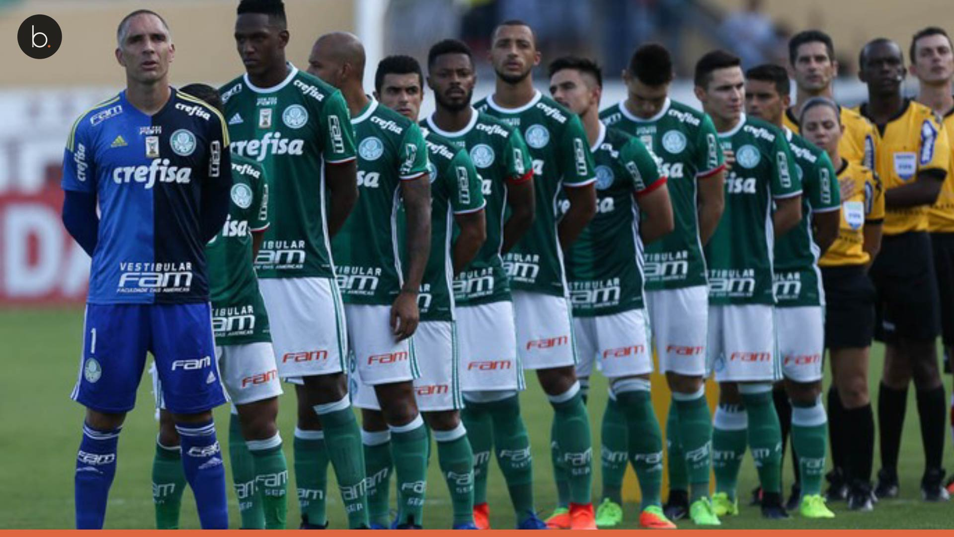 Palmeiras tem três nomes na lista de dispensa e já se prepara para 2018