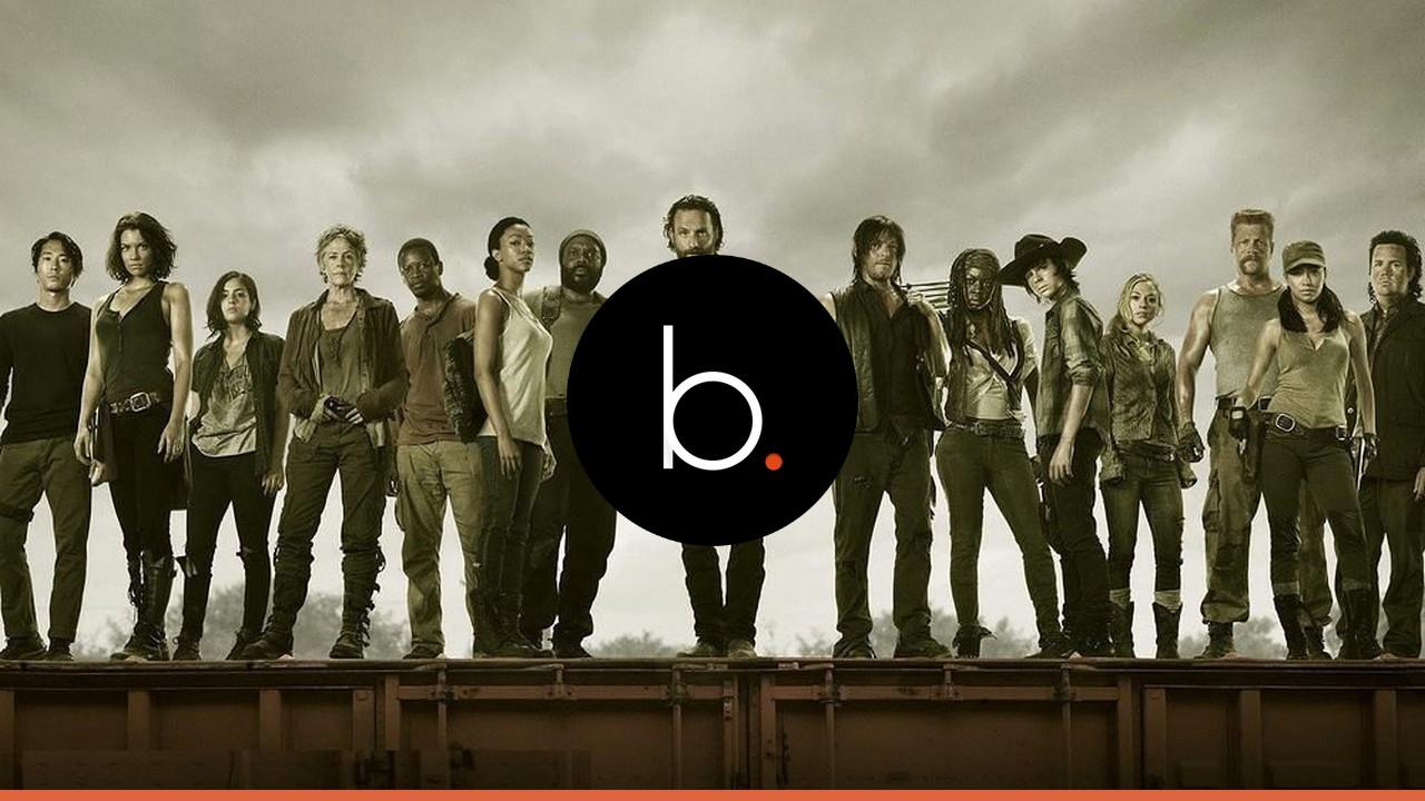 Quel personnage de 'The Walking Dead' peut faire partie du crossover ?