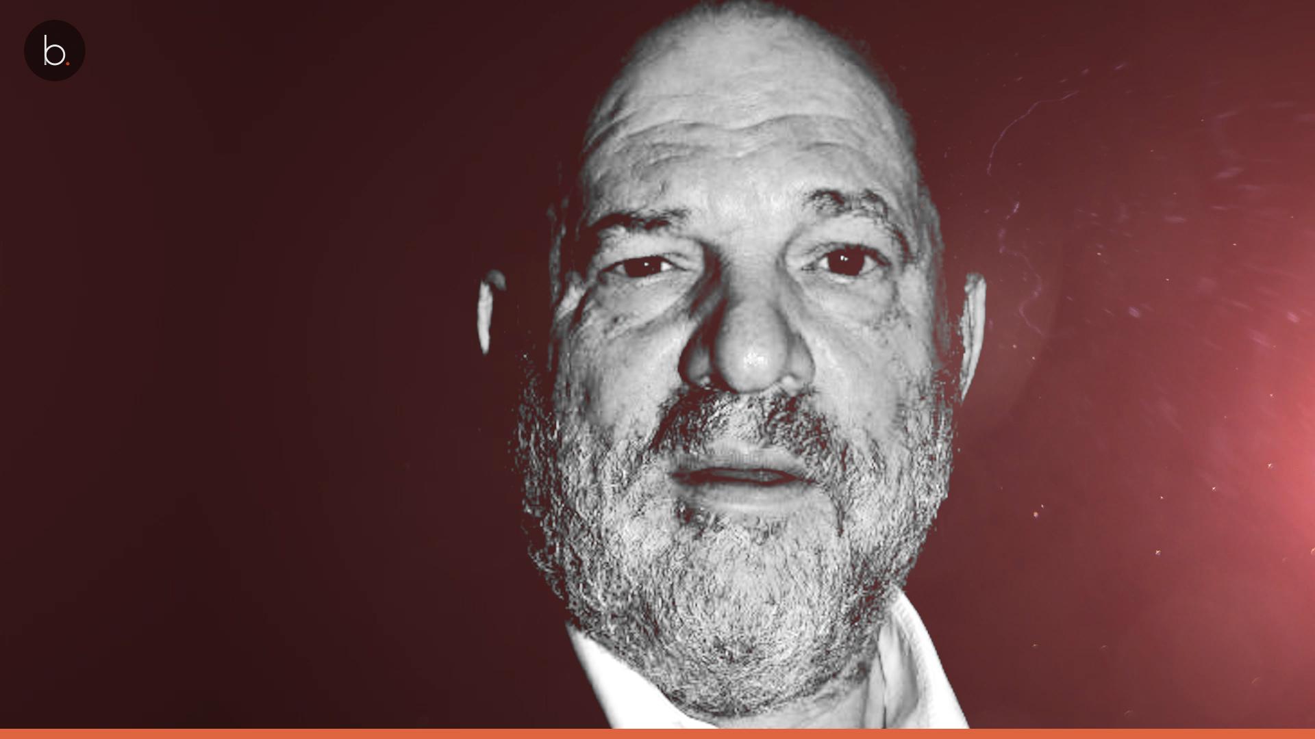 Hollywood rompe su silencio y condena a Harvey Weinstein