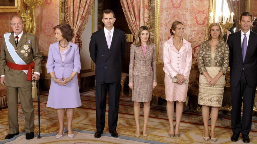 Motivos por los cuales Casa Real no suspendió el besamanos tras el accidente.