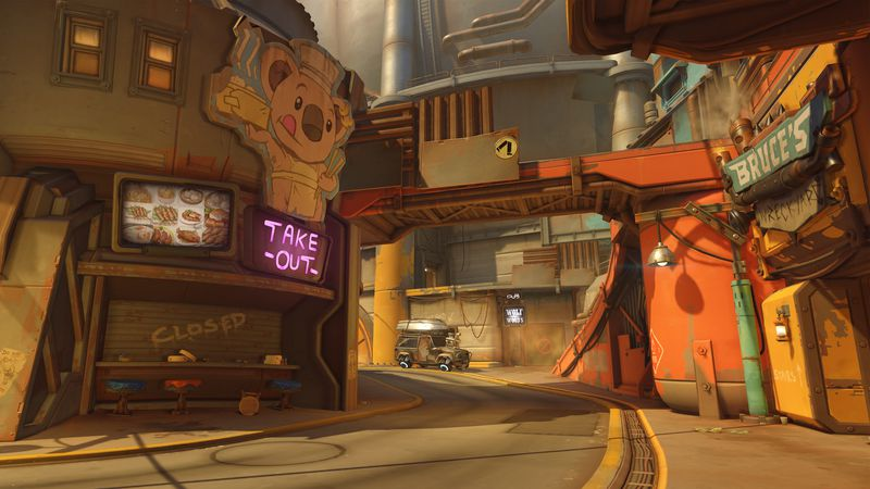 VIDEO / 'Overwatch' guide: How to defend on Junkertown