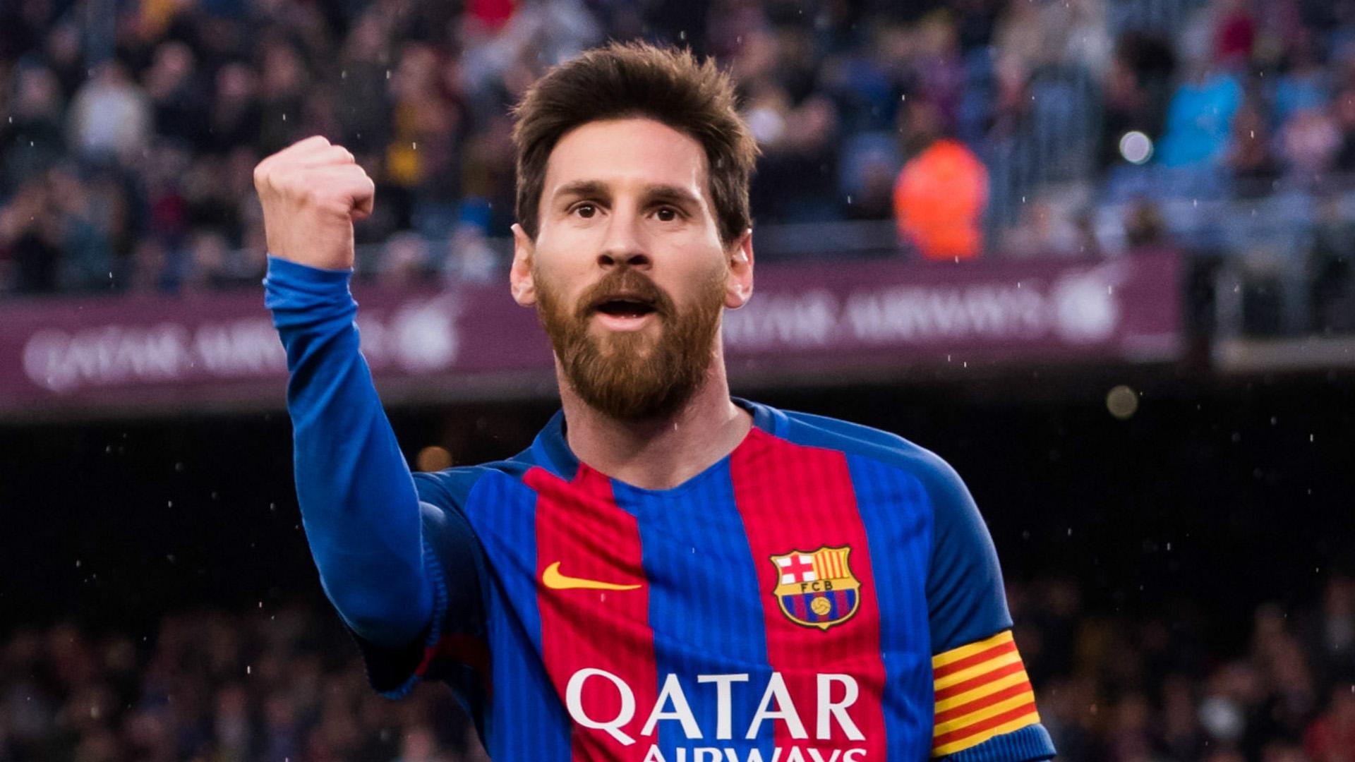 Lo que comió Messi antes de su récord