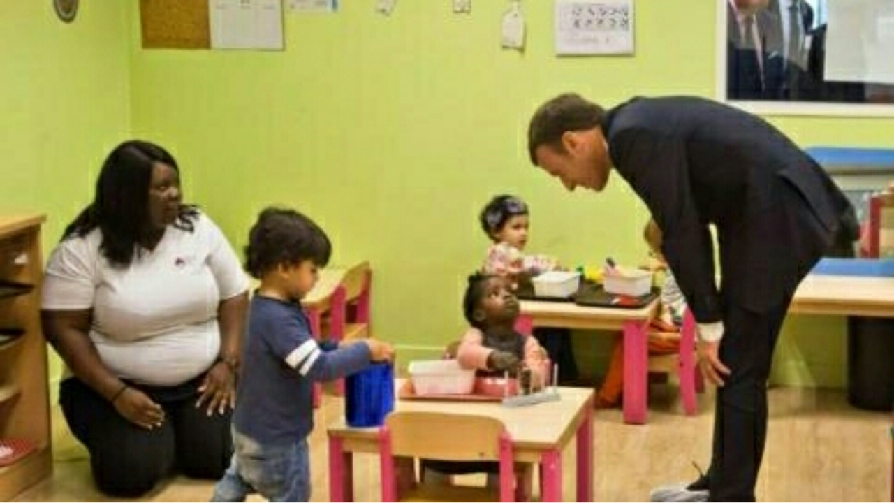 La lutte contre la pauvreté, nouveau chantier de Macron