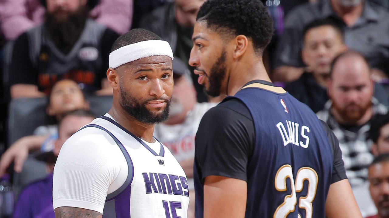 Cousins, Davis, Okafor could be traded? NBA trade rumors