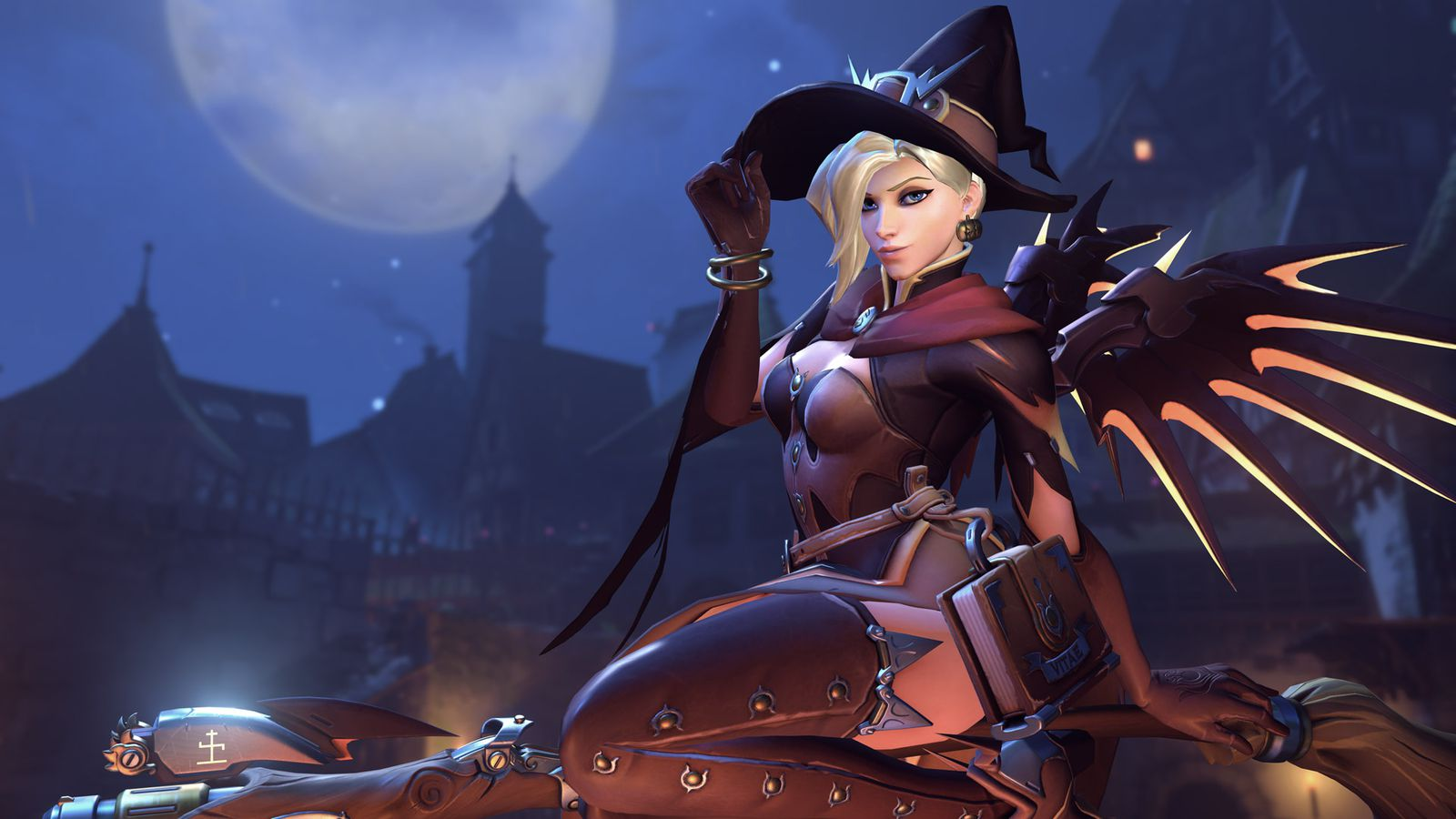 'Overwatch' Halloween Event Easter eggs you might miss