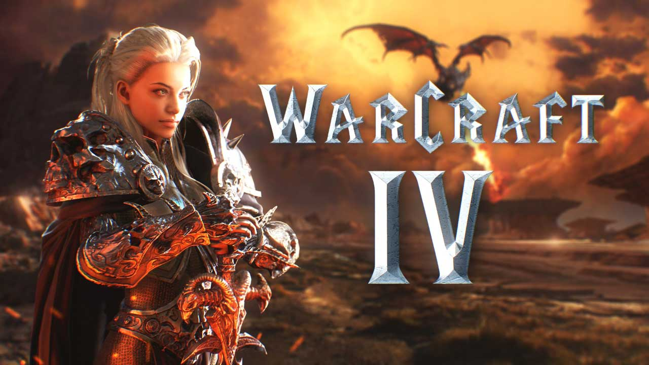 'WarCraft 4': Will it ever happen?