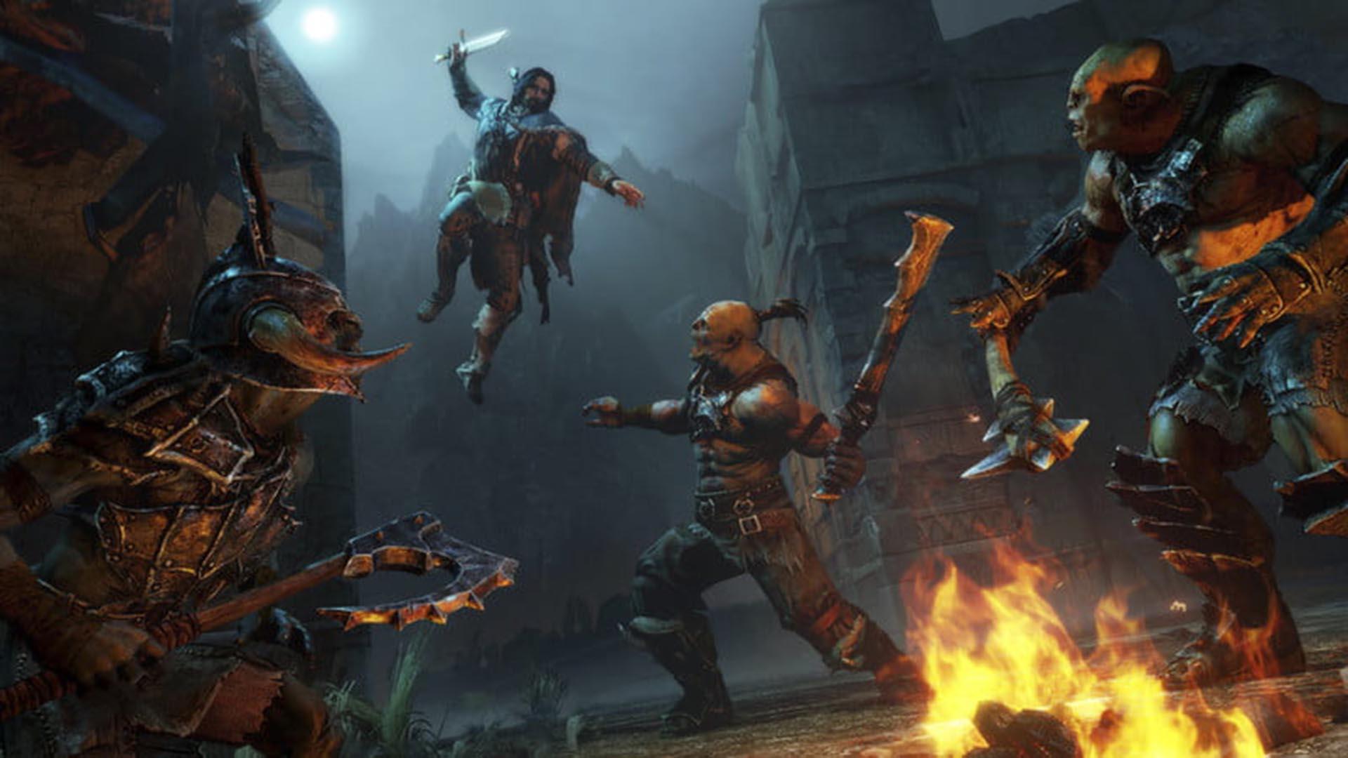 Revelados los contenidos del pase de expansión de Middle-Earth: Shadow of War