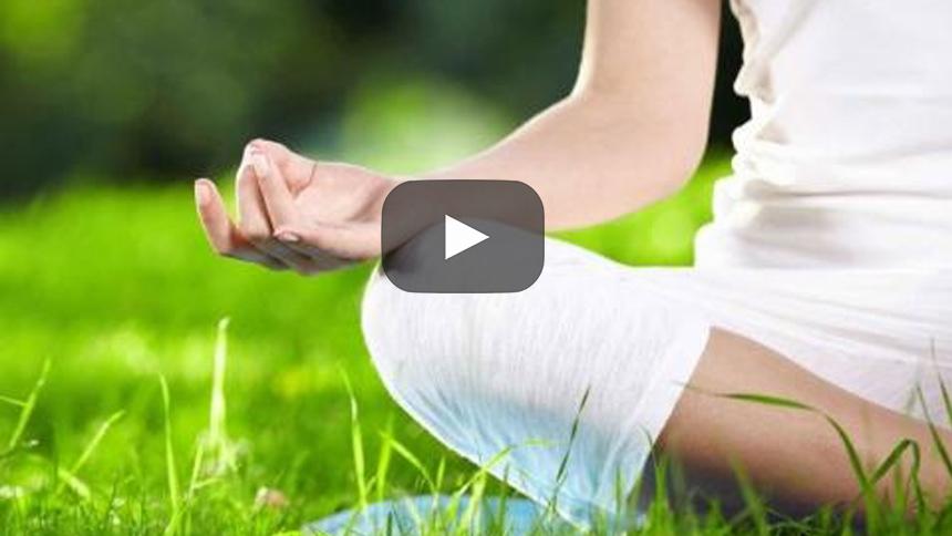 Meditación activa para superar el estrés del sismo 19-S