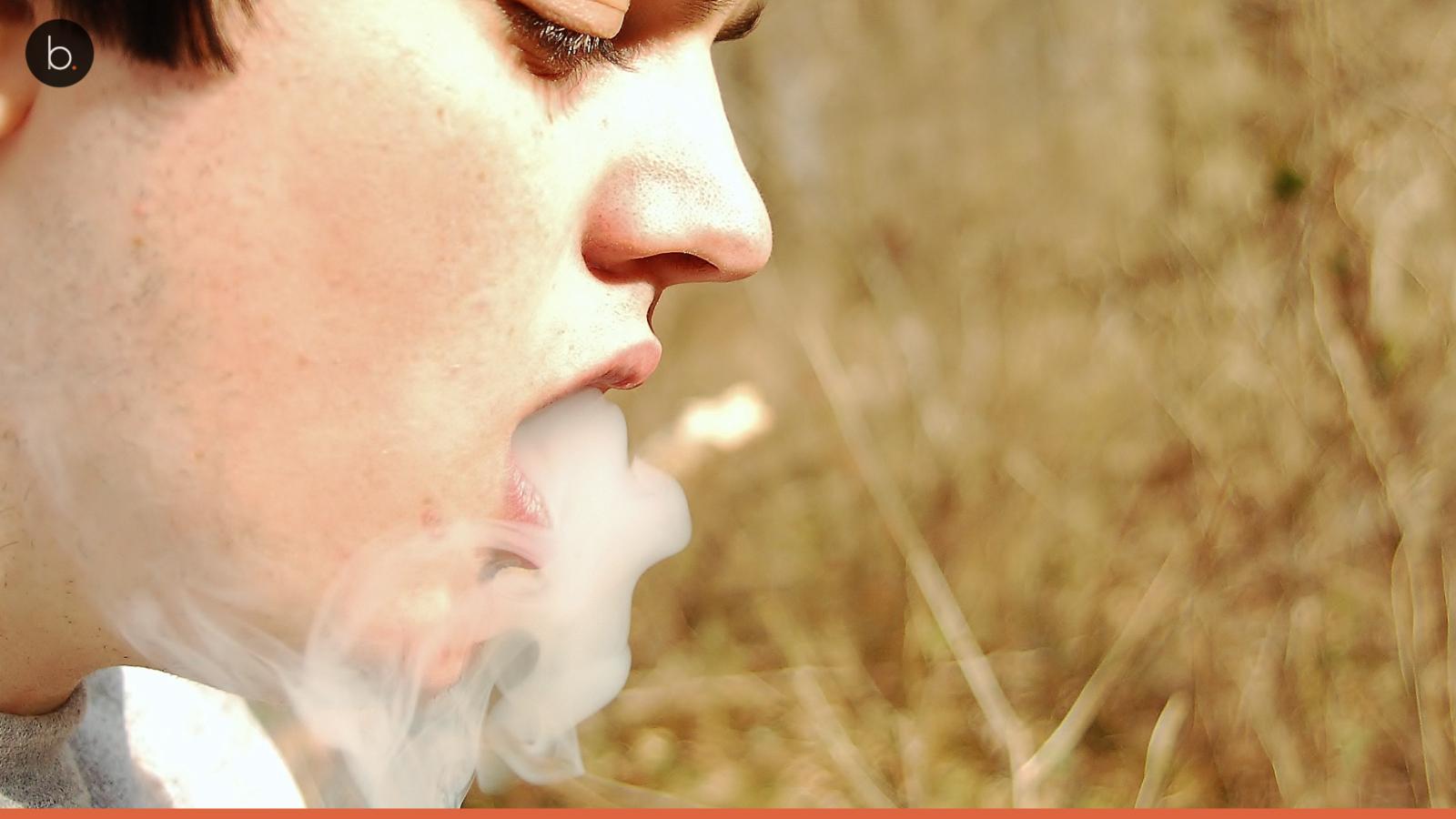 """Rapaz vai conhecer o sogro depois de fumar """"unzinho"""" e rodou"""