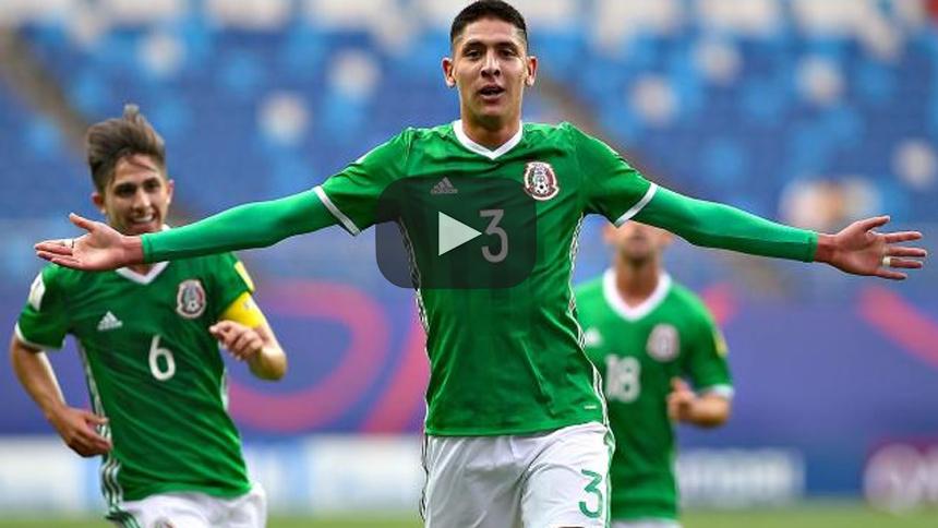 Edson Álvarez afirma en cual posición le gusta jugar más