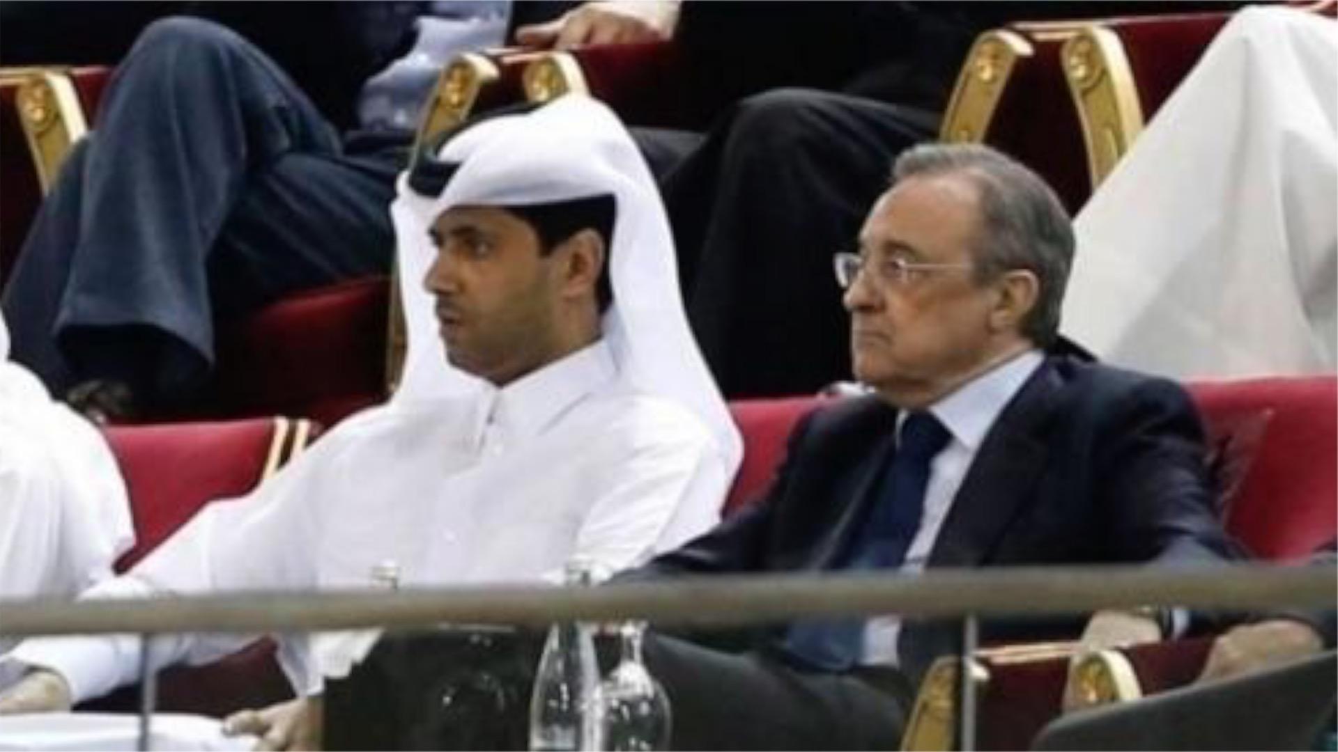 La millonaria propuesta del PSG que Florentino Pérez ha rechazado