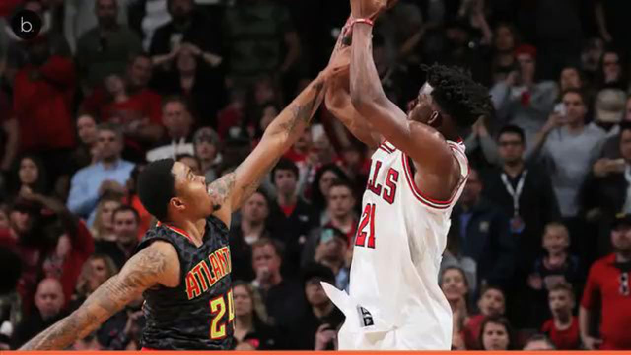 Chicago Bulls defeat the Atlanta Hawks, 91-86
