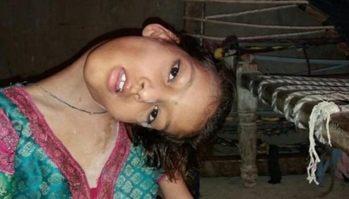 Assista: Devido à condição misteriosa, menina de 9 anos não consegue andar