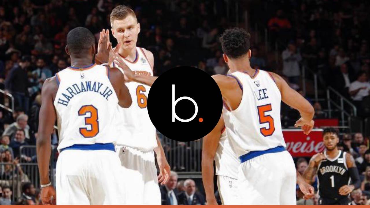 Knicks, Timberwolves, Warriors, and Toronto Raptors won their respective games