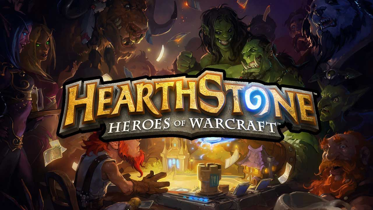 Hearthstone: Dual class arena event for Halloween event 2017