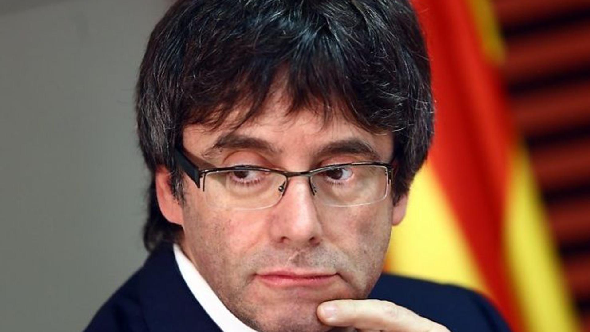 Carles Puigdemont, el hijo de pasteleros que está asustando la Unión Europea