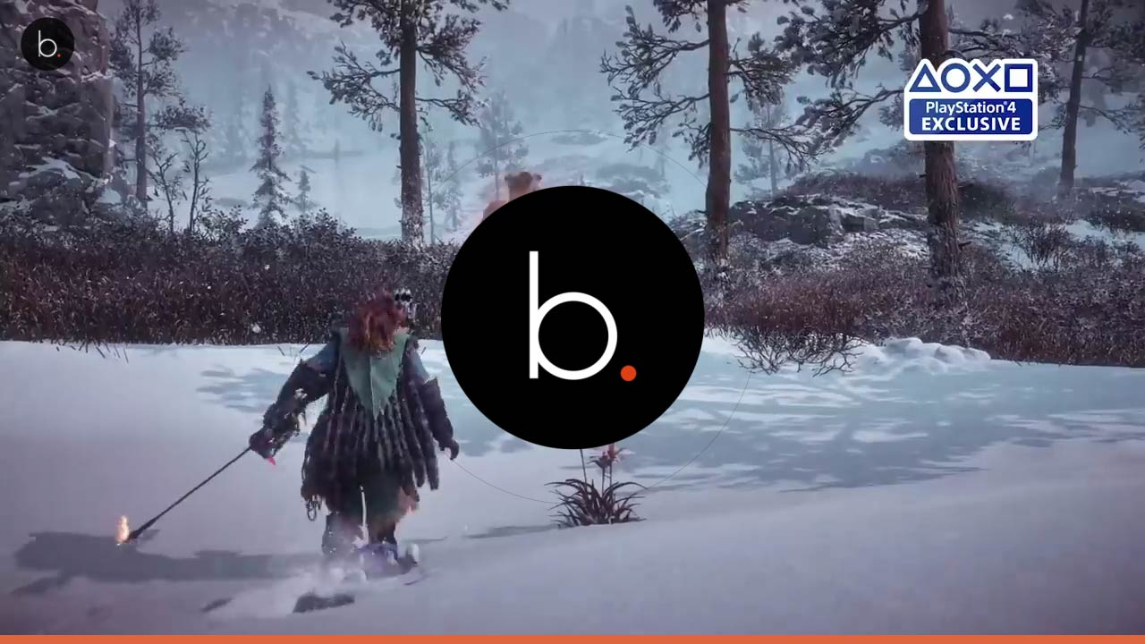 Expansion trailer for 'Horizon: Zero Dawn' has been revealed