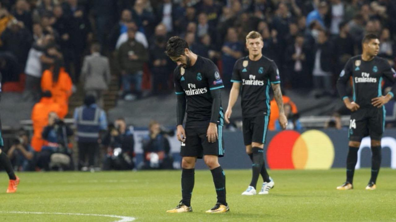 El Tottenham desangra al R.Madrid en Wembley