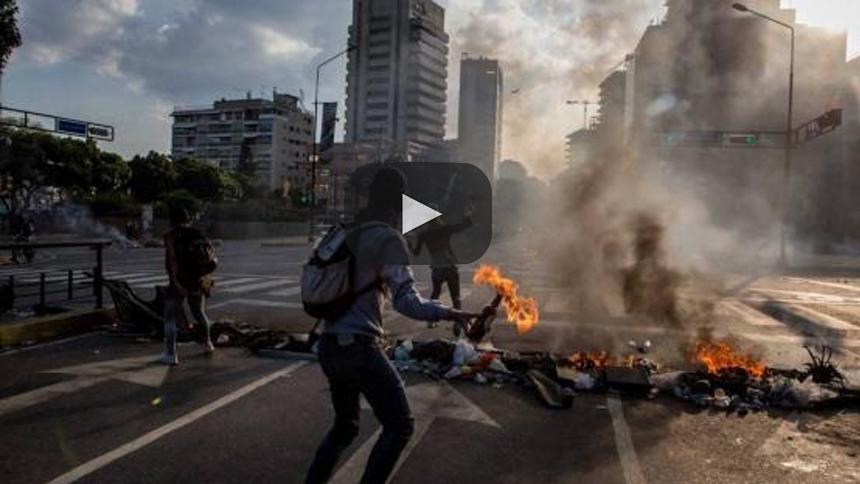 La crisis venezolana y sus efectos en América Latina
