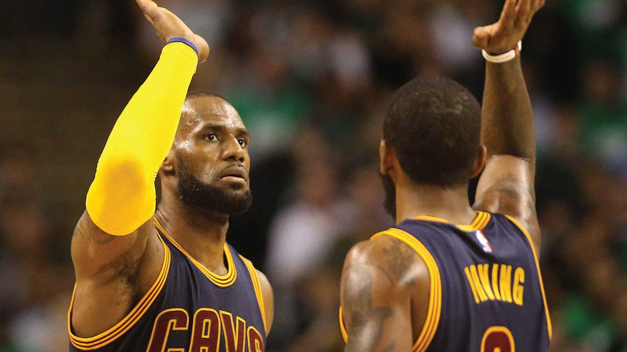 Breaking: Cleveland Cavaliers star will be out for one month