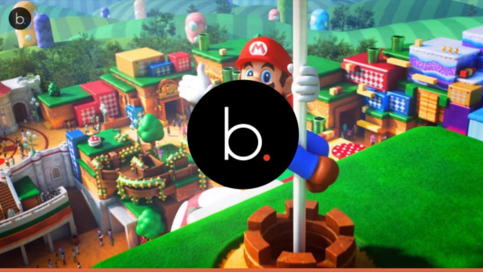Super Mario Odyssey Nintendo sampled every Mario game to form a masterpiece.