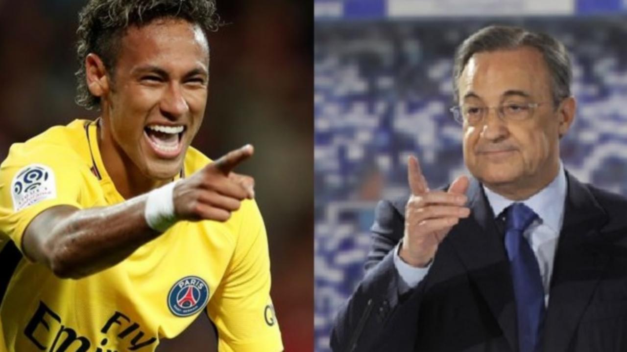 L'incroyable accord entre le Real Madrid et Neymar !