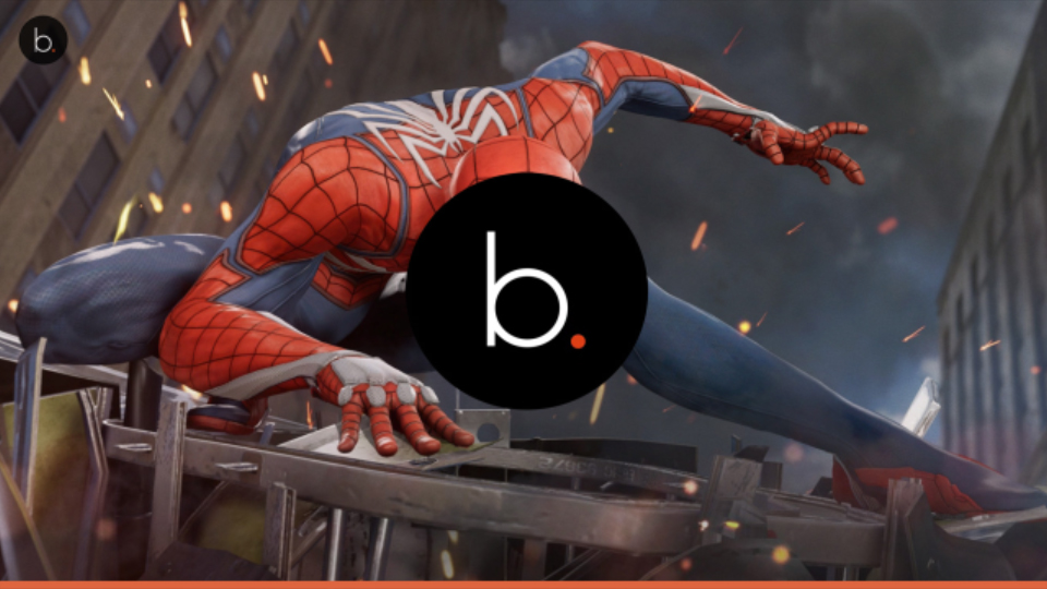 The New 'Spider-Man' PS4 trailer revealed at Paris Games Week.