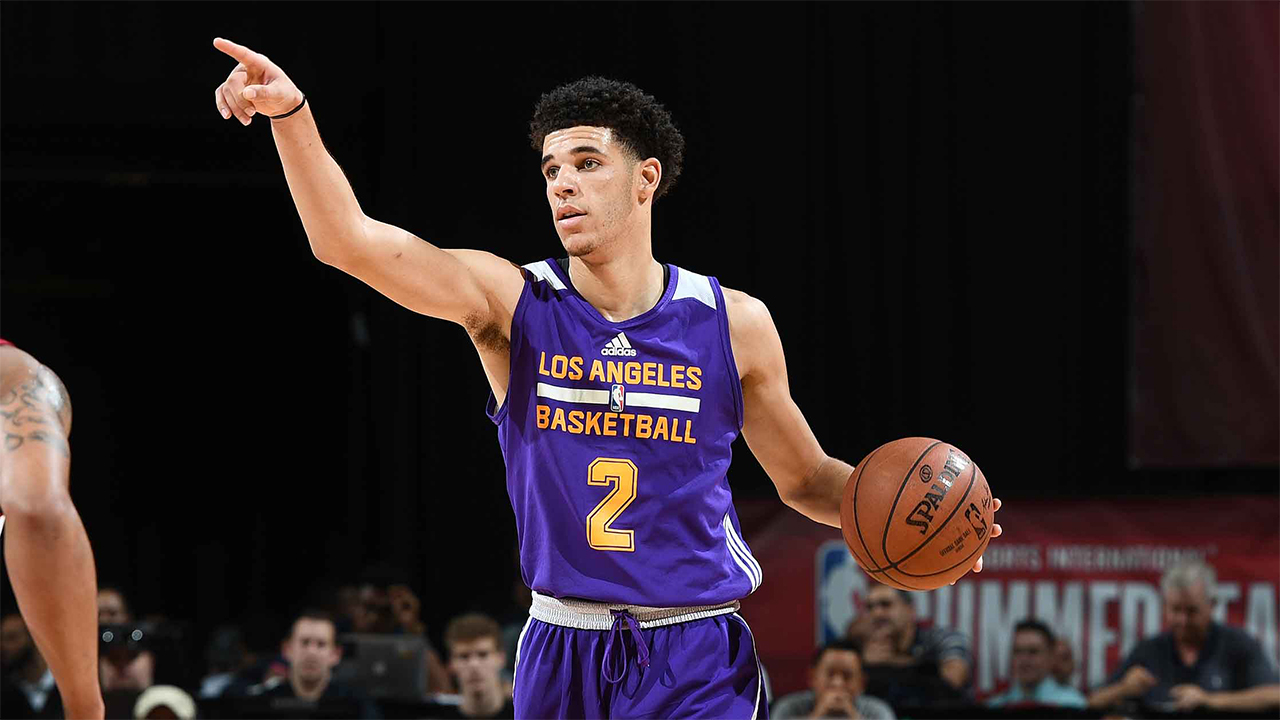 Lonzo Ball and the Los Angeles Lakers lambasted by ex-NBA All-Star