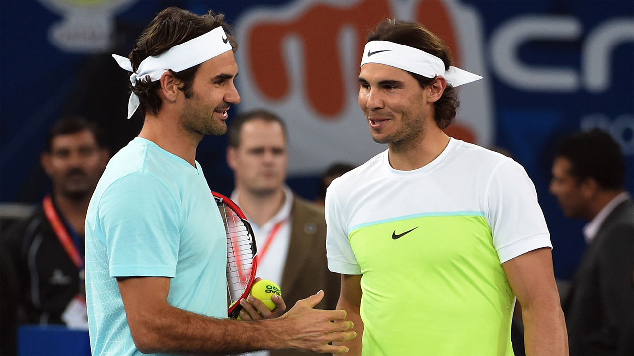 Roger Federer vs Rafael Nadal: Why it's hard to pick the best player of 2017
