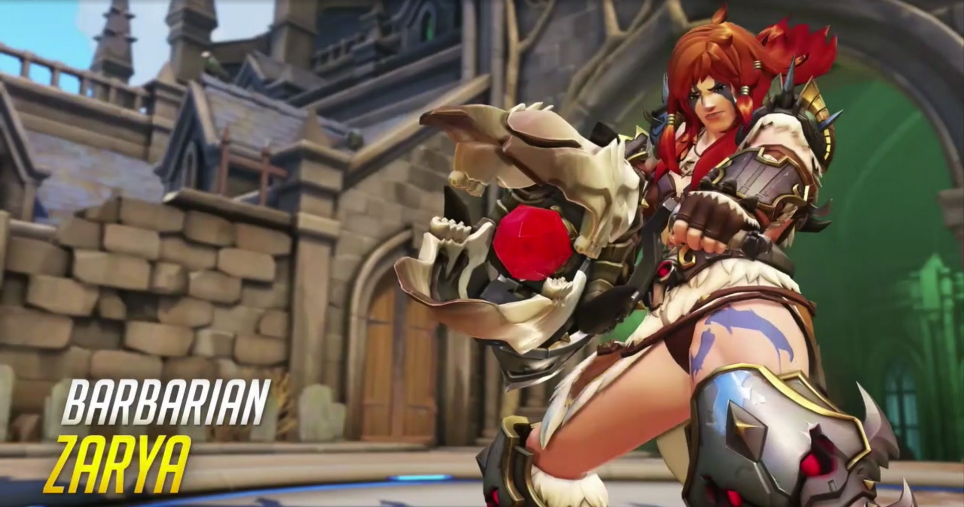 'Overwatch' characters get new skins from other Blizzard Franchises.