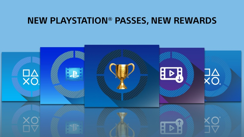 PlayStation Trophies can be used to get free games.