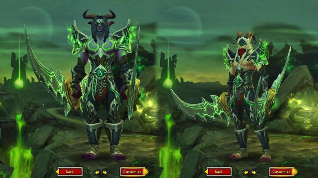 world of warcraft classic version and new details