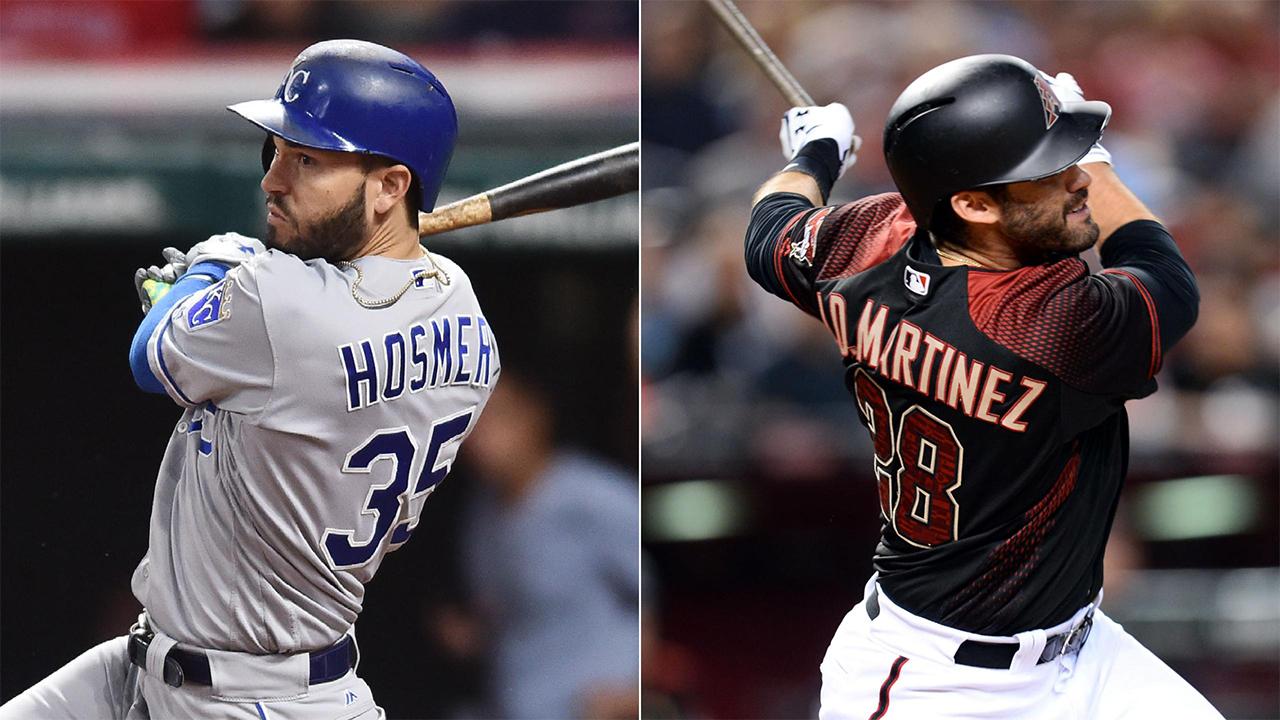 Free agency updates as Hosmer, JD Martinez, Darvish are in demand