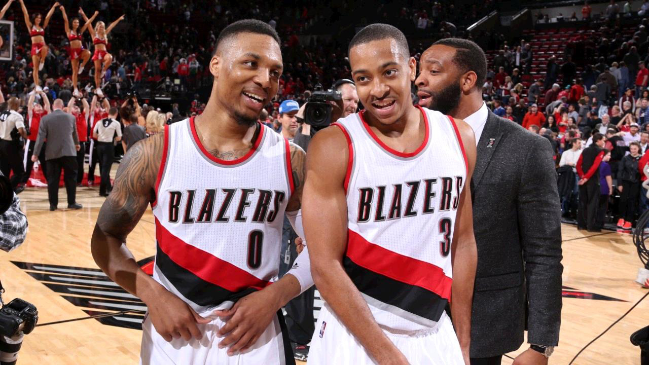 Blazers Rumors: S.I writers high on Lillard-McCollum backcourt breakup