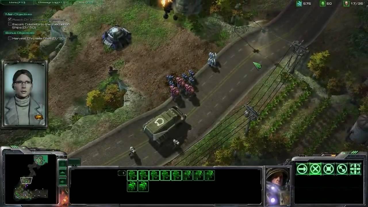 'StarCraft 2: Wings of Liberty': news.