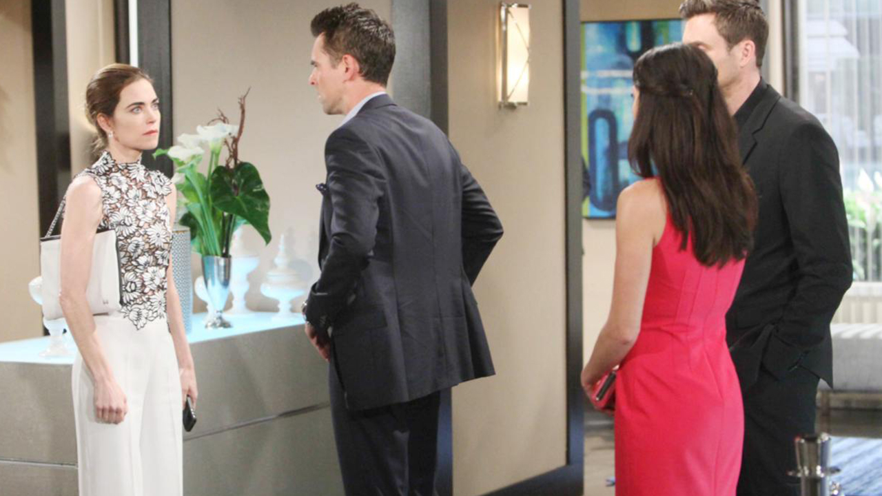 Y&R recap: Cane Billy and Juliet learn that three is a crowd