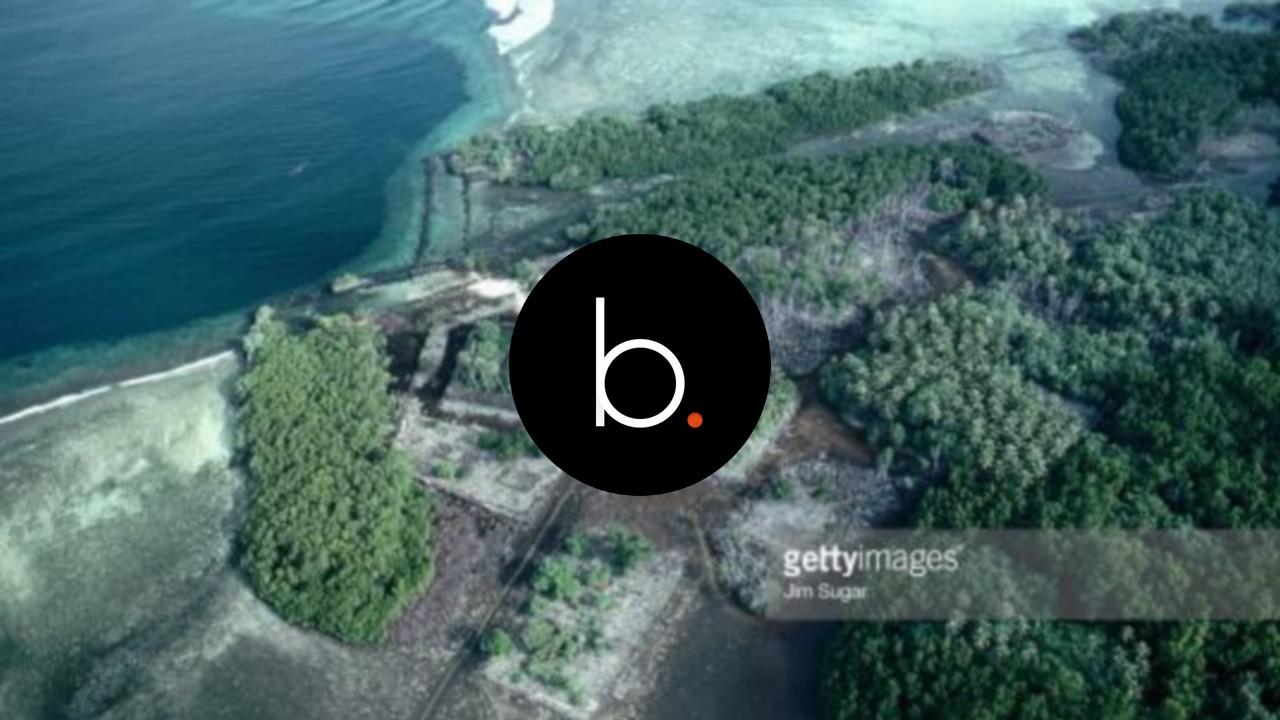 Une Atlantide découverte au milieu du Pacifique ?